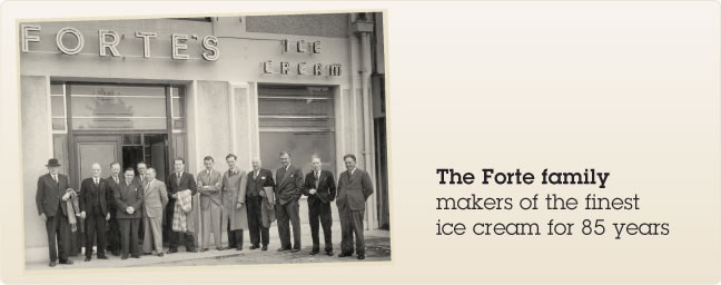 about fortes ice cream